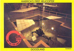 America's 1st Helo (High Plains Museum)