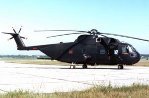 CH-3E Black Mariah