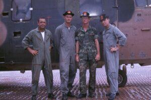 NKP Shot down crew (J D Adams)