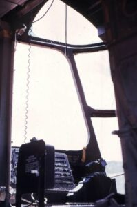 1625_Co_Pilot_Side_Stripped_for_the_lift_June_1972