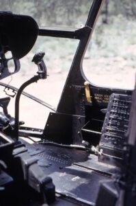 1625_Pilots_Side_Stripped_for_the_lift_June_1972