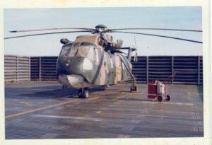 CH-3E 67-14718 AT NKP, THAILAND, 1969-1970