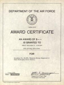 Lyster certificate