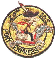 20th (Pony Express)