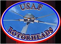 USAF Rotorheads Logo
