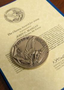 2009 Cheney Award