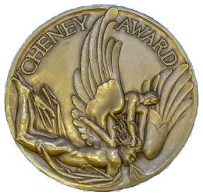 cheney award